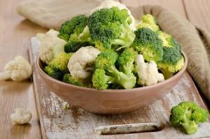 Beneficios del brócoli y coliflor