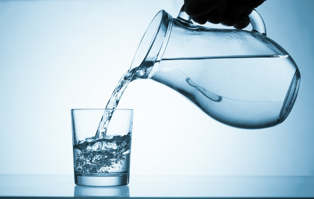 Importancia del agua para la salud